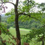 paysage de la balade Ozo-Juzaine-Ozo