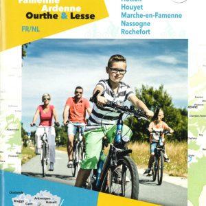 randos.be boutique en ligne 7 balades à vélo en Famenne-Ardenne