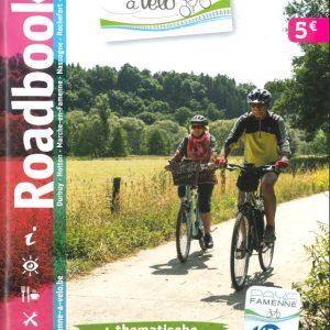 roadbook met 4 thematische fietstochten in Famenne